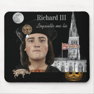 A Richard III Medley Mouse Pad