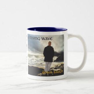 """A Rising Wave"" 11 oz. mug"