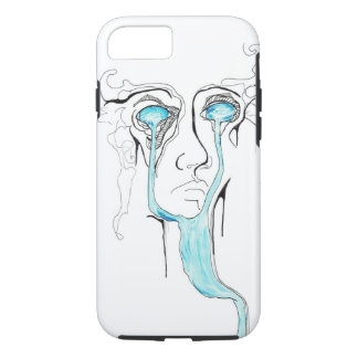 A River from Your Eyes Phone Case