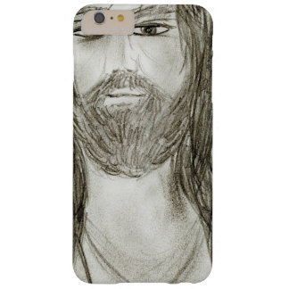 A Robed Jesus Barely There iPhone 6 Plus Case
