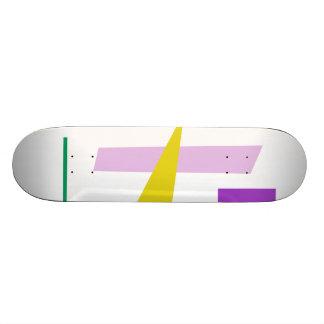 A Robot's Smile 21.3 Cm Mini Skateboard Deck