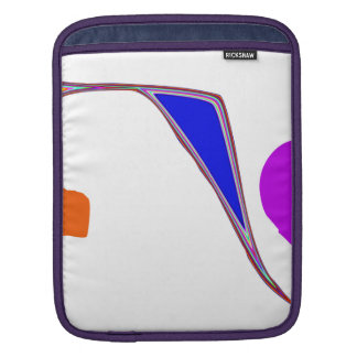 A Roller Coaster iPad Sleeve