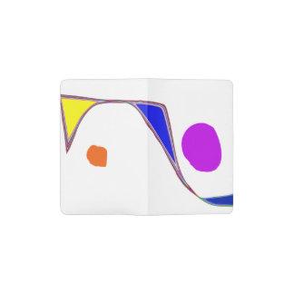 A Roller Coaster Pocket Moleskine Notebook