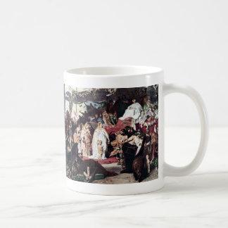 A Roman Triumph Basic White Mug