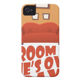 A Room Of One's Own Day - Appreciation Day Case-Mate iPhone 4 Case