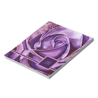 A Rose 5 Notepad