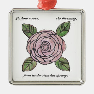 A Rose, E'er Blooming Ornament