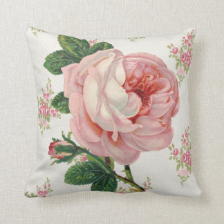 A Rose for a Rose Cushion