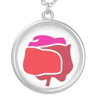 A Rose Necklace