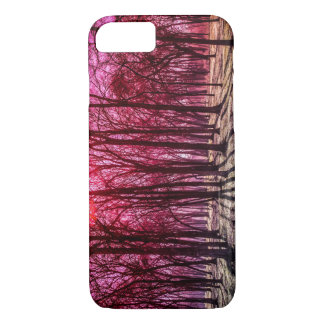 A Rosy Morning iPhone 8/7 Case