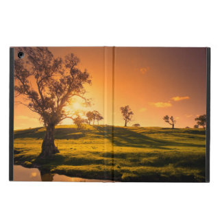 A rural Adelaide Hills landscape iPad Air Cover