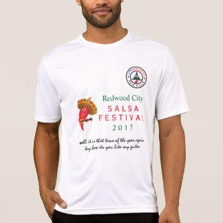 A Salsa Festival in Redwood City Shirt 4701