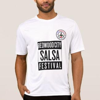 A Salsa Festival in Redwood City Shirt 4801