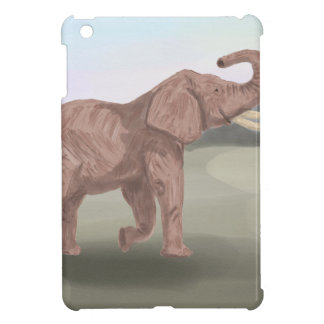 A savannah elephant iPad mini covers