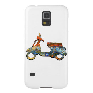 A SCOOTING ALONG GALAXY S5 CASE
