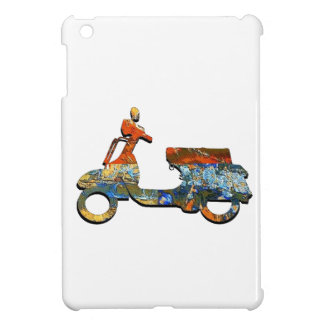 A SCOOTING ALONG iPad MINI CASES