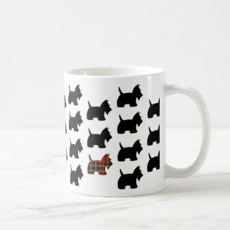 a Scotty Dog Mug