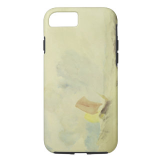 A Sea Piece - A Rough Sea with a Fishing Boat, 182 iPhone 7 Case