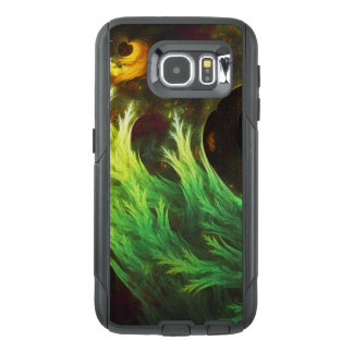 A Seaweed's DeepDream of Faded Fractal Fall Colors OtterBox Samsung Galaxy S6 Case