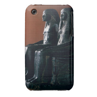 A seigneurial couple in ceremonial clothes, New Ki iPhone 3 Case-Mate Cases
