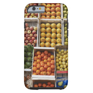 A selection of organic boxed fruit on tough iPhone 6 case