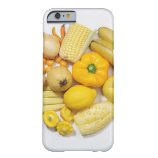A selection of yellow fruits & vegetables. barely there iPhone 6 case