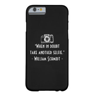 A Selfie Addict's iPhone 6/6s Case