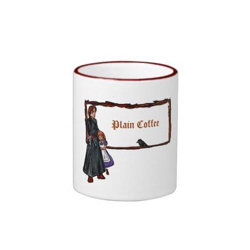 A Serious Man Coffee Mugs