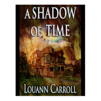 A Shadow of Time Designer Postcard