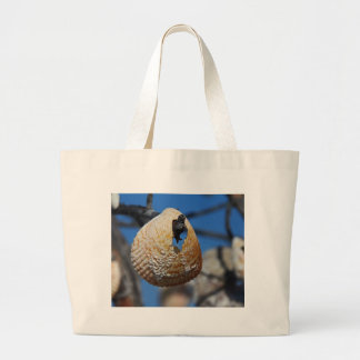 A Shell at the Shore Large Tote Bag