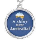 A Shiny New Australia Pendant