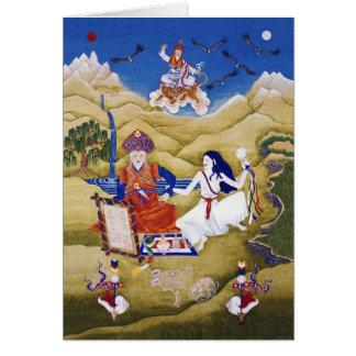'a-Shul Pema Legden & Khandro Yeshé Réma [card] Card