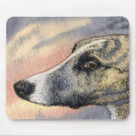 A Shy, Handsome Hound MOUSE MAT Mouse Pad