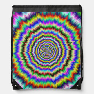 A Sight for Sore Eyes Drawstring Bag