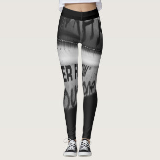 A Sign of the Times Leggings