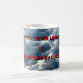 A Silver Lining Coffee Mug