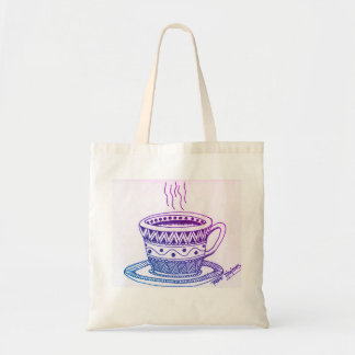 A simple Hand-Drawn design to reflect your mood Tote Bag