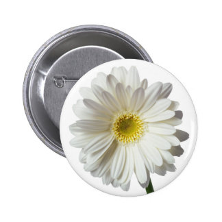 A Single Daisy for you and the Cancer Warrior 6 Cm Round Badge
