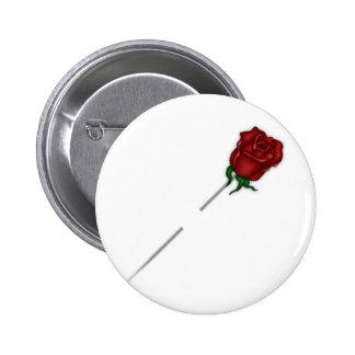 A SINGLE PRETTY STICK PIN ROSE