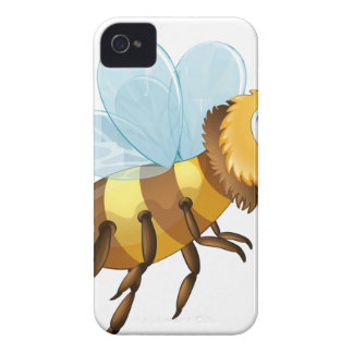 A six-legged insect iPhone 4 cover