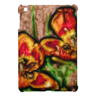 A Sketch of Tulipa Duo Case For The iPad Mini