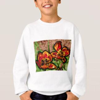A Sketch of Tulipa Duo Sweatshirt