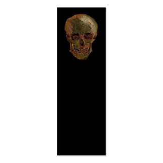 A Skull by Vincent van Gogh Pack Of Skinny Business Cards
