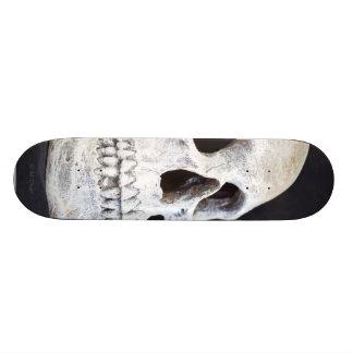 A Skull Skate Deck