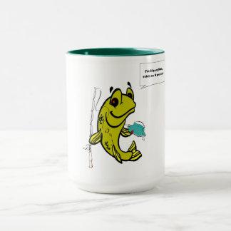 A Slippery Sam Coffee Mug