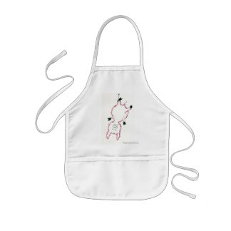 A small pig… apron