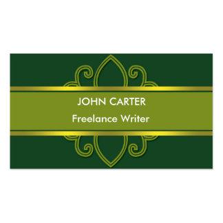 a smart business card
