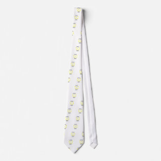 A Smile Is The Most Powerful Weapon (Smiley Face) Tie