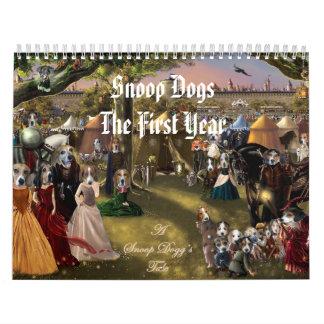A Snoop Dog's Tale, Snoop DogsThe First Year Calendar