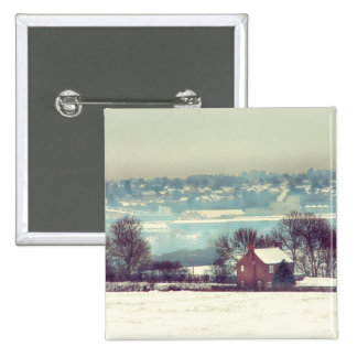 A Snowy Day Landscape Pins